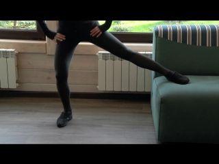 Эффективный комплекс для ягодиц и ног