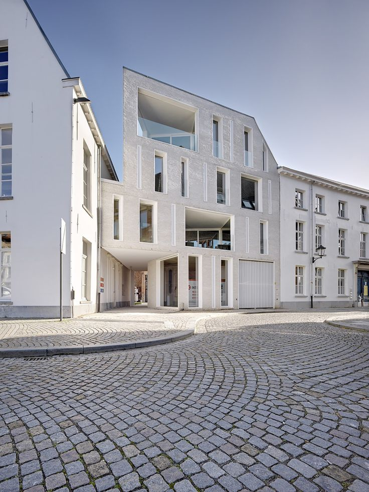 Gallery of Lorette Convent - Apartments Drbstr / dmvA - 1