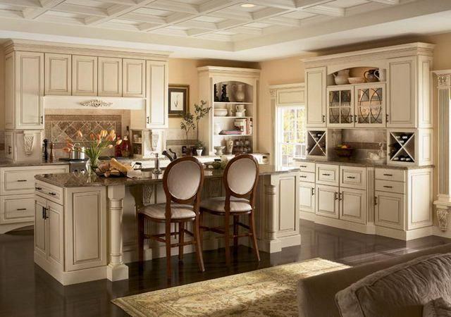 Kraftmaid kitchen cabinet options kitchen pinterest for Kitchen cupboard options