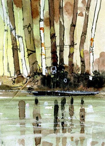 2011 - Water's edge / Paul Bailey