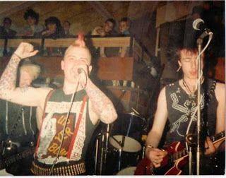 British Punk: One Way System