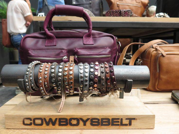 Cowboysbelt, Cowboysbag @ Modefabriek juli 2014