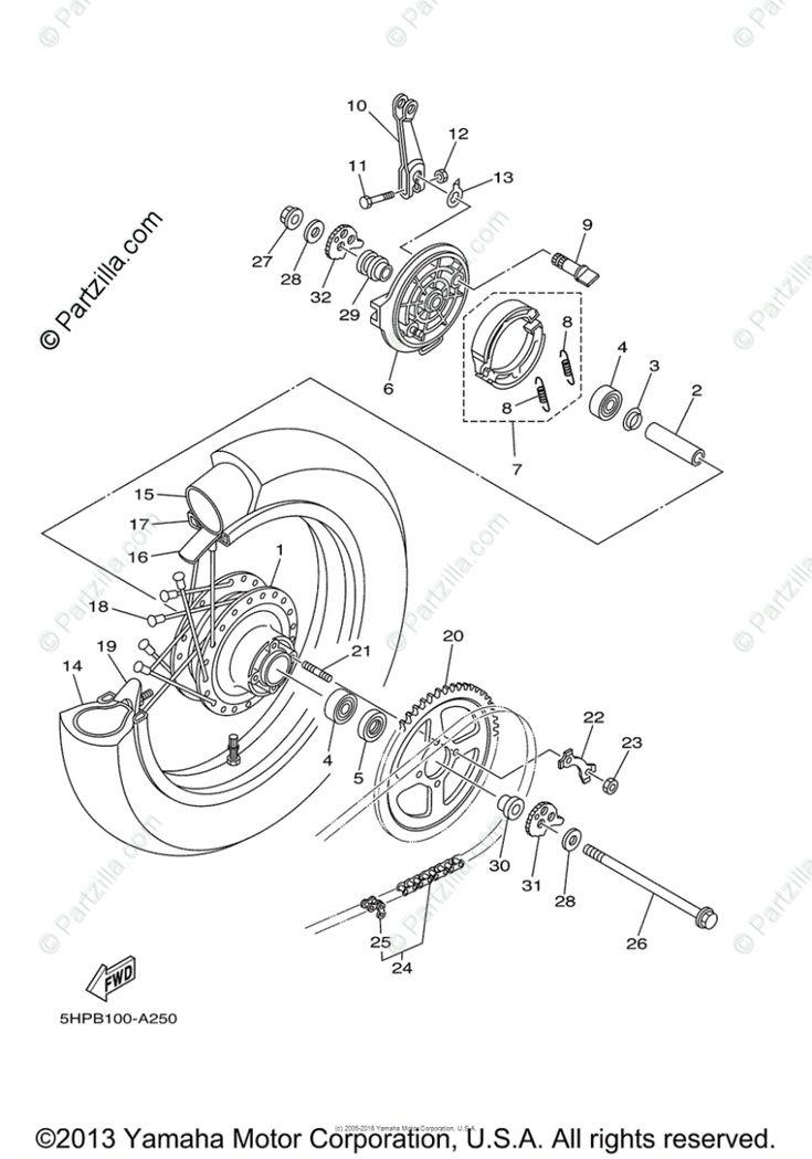 Yamaha Ttr 5 Engine Diagram Yamaha Ttr 5 Engine Diagram