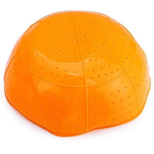 Multifunctional silicone draining basket
