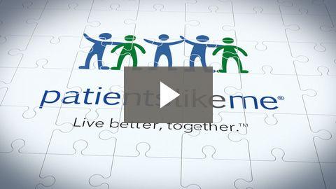 Live better, together! | PatientsLikeMe