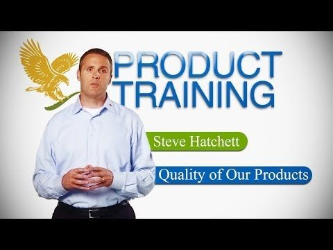 Forever Living Products' Training by Steve Hatchett - YouTube