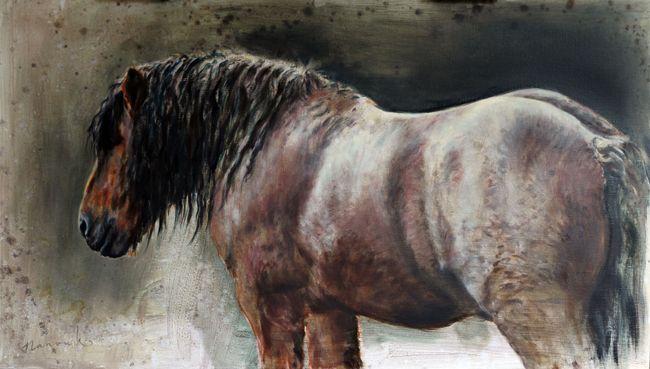 Schilderijen - Nanouk Weijnen   Beeldend kunstenares
