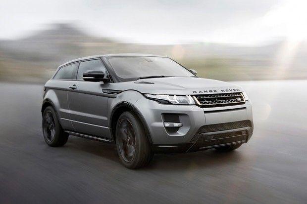 Victoria Beckham x Range Rover Evoque Special Edition