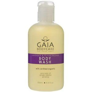 Gaia Skin Naturals Body Wash, Lavender and Frankincense - 8.4 Oz, Pack of 3 by Gaia. $33.64. The product is not eligible for priority shipping