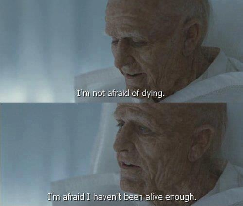 Mr. Nobody. this movie changed my life