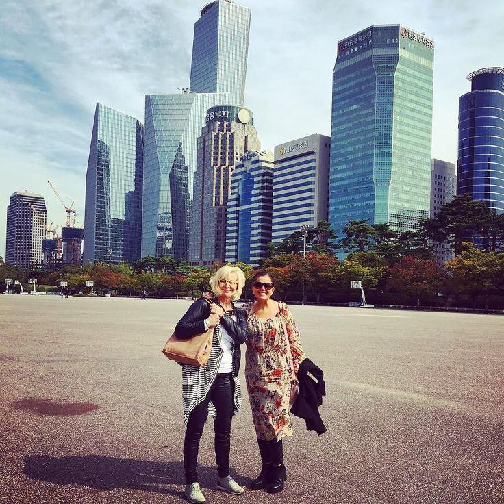 Loma alkoi nyt! Aurinko ja naiset loistavat Soulissa.