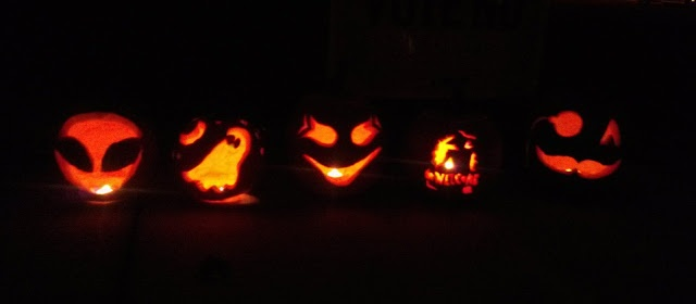 Unique Pumpkin Carving Ideas Halloween Pinterest