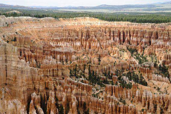 Koop 'Bryce Canyon - Utah (VS)' van Edwin van Amstel voor aan de muur.
