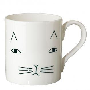 Mog Ceramic Mug for cat loving Mums!