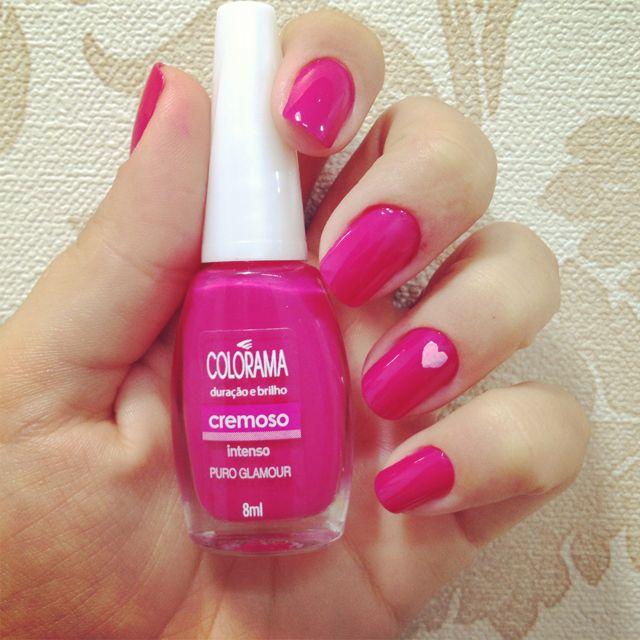 pink glamour esmalte - Pesquisa Google