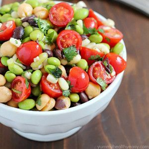 Looking for Fast & Easy Appetizer Recipes, Vegetarian Recipes! Recipechart has over 5,000 free recipes for you to browse. Find more recipes like Southwestern Edamame Salad.
