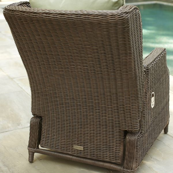 Vineyard Collection - Motion Lounge Chair | Brown Jordan ...