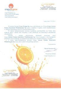 Referencje Crazy Orange jpg