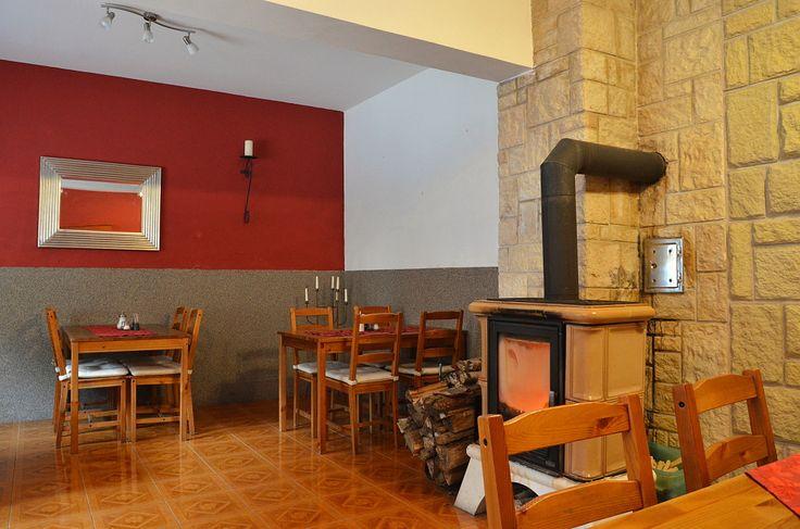 Restaurant in pension Lugano - Hrensko - Bohemian Saxon Switzerland