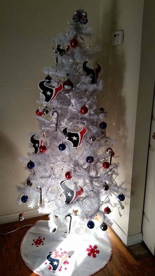 20 best images about Texans Christmas on Pinterest   Trees ...  Texans Christmas Tree