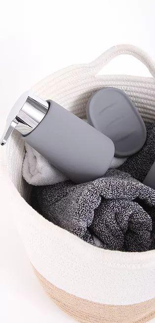 buy homewares australia, bathroom accessories, grey soap dispenser, grey soap holder, homewares