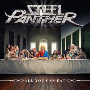 "Steel Panther's ""Bukakke Tears"" - All You Can Eat. Performed by Russ Parrish, aka Satchel."