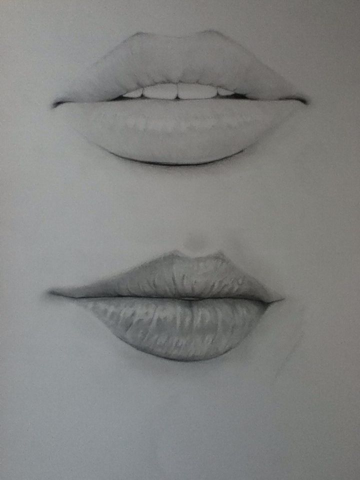 Only a lips