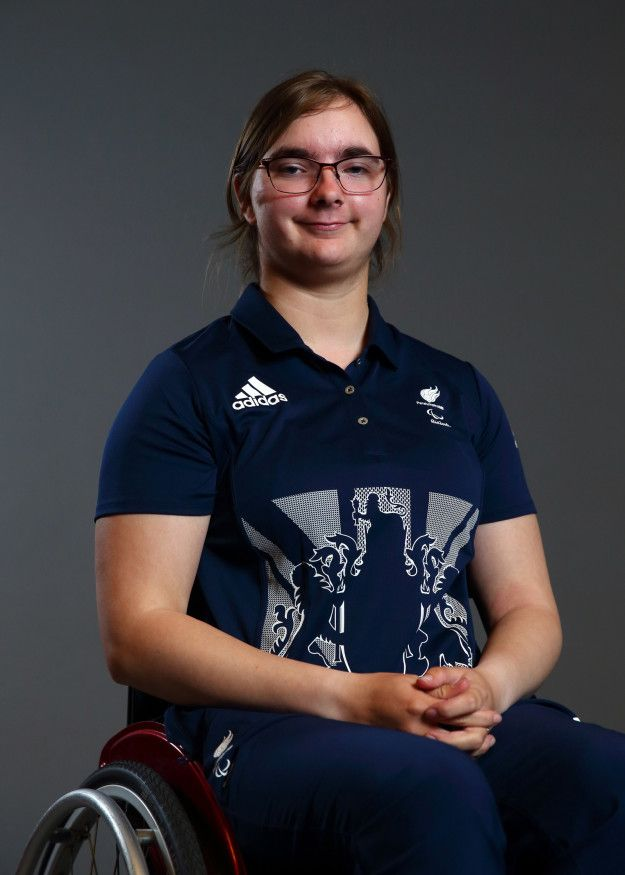 Jessica Stretton: Gold in the women's individual W1 archery