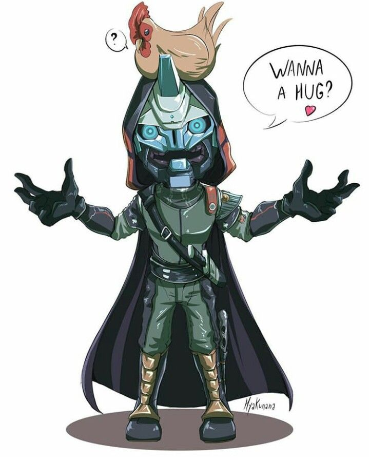 Judging from Cayde, the hug is going to end in killing a second Oryx