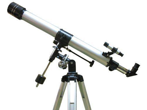 Orbinar 900/70 EQ2 Telescopio Refractor Acromático