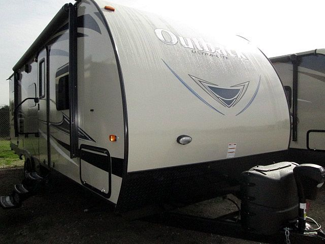 click for more info on Stock KOT1698 - 2016 KEYSTONE OUTBACK 255UBH TRAVEL TRAILER