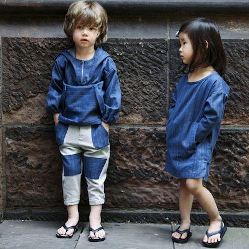 Noch // Kids Fashion around the world // 20 favorite brands of CITYMOM.nl:
