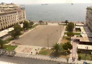 Thessaloniki - Aristotelous Square