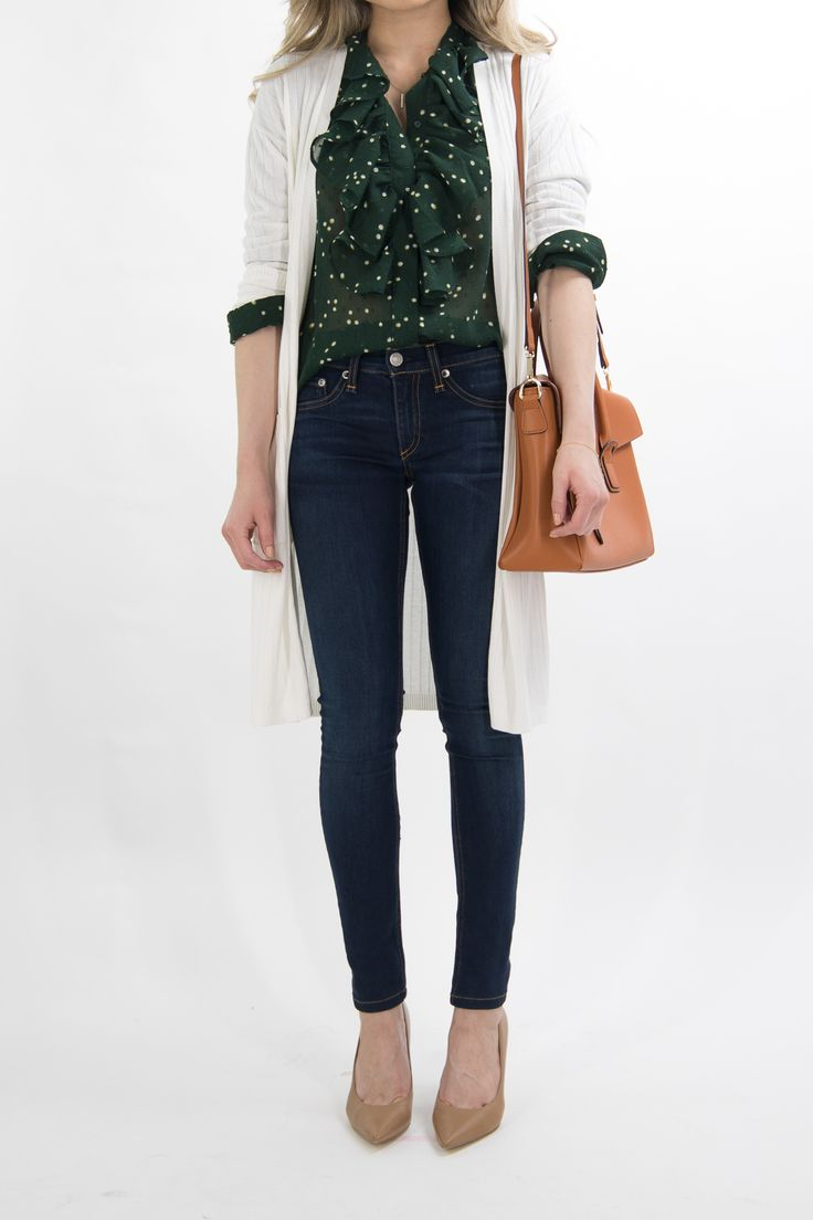 1 MONTH OF BUSINESS CASUAL OUTFIT IDEAS Pt. 2