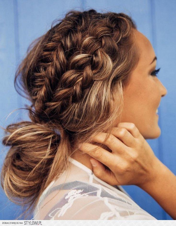 814 besten hairstyles bilder auf pinterest frisuren haar und frisur