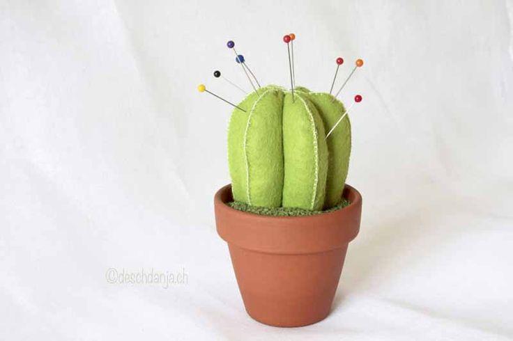Alfiletero+con+forma+de+cactus