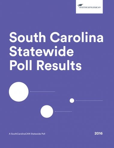 This is a statewide poll regarding education in South Carolina that was conducted with Live Operator interviews on November 15th and 16th, 2016. There were 600 interview respondents via landline phones and cells. All respondents were registered South Carolina voters and responses were balanced to scientifically represent the actual State makeup of registered voters.