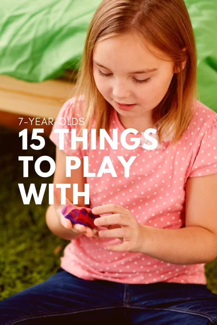 15 Examples Of Things 7 Year Olds Like Playing With 7 Year Olds