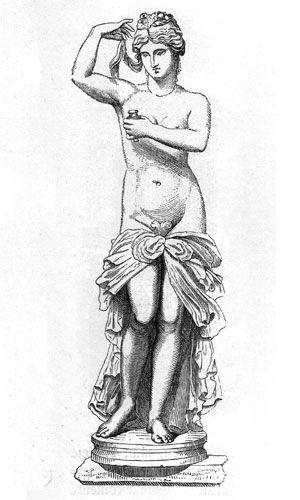 Krebs: Aphrodite – Göttin der Schönheit