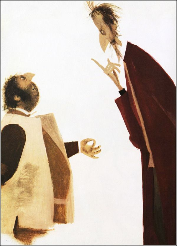 illustrations by Spanish graphic design pioneer Roc Riera Rojas