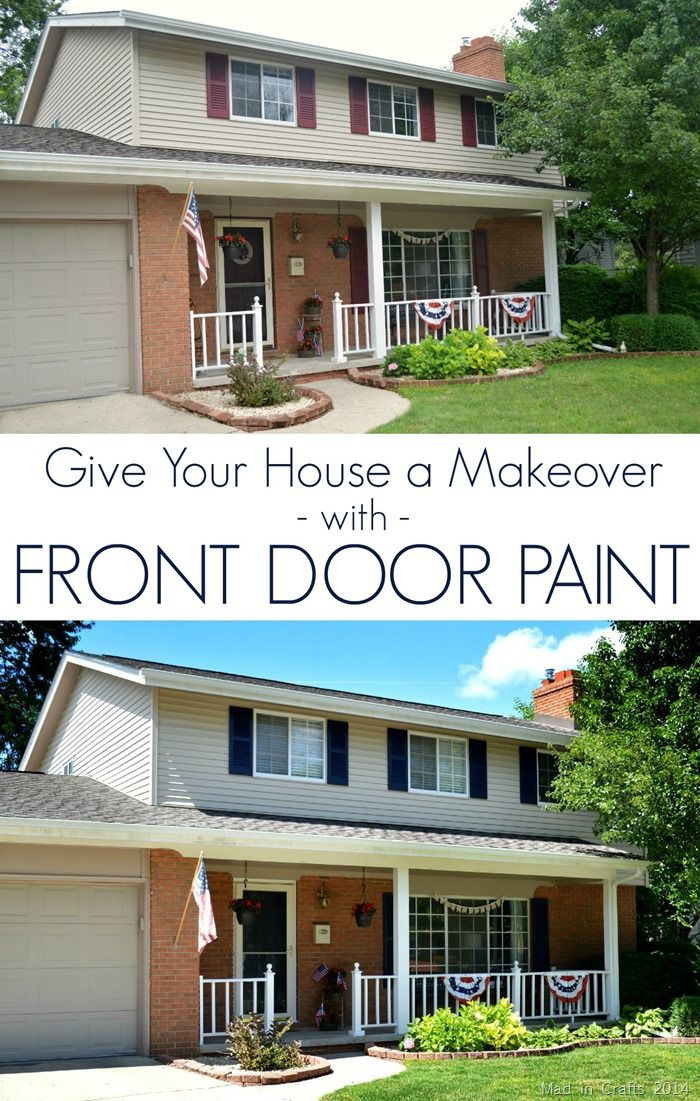 17 Best Ideas About Painting Front Doors On Pinterest