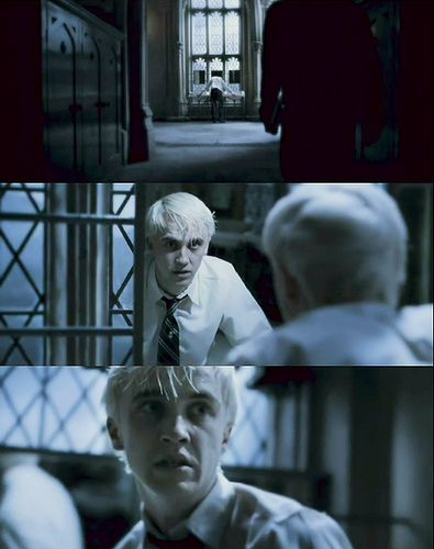 Draco Malfoy - Harry Potter and the Half Blood Prince | Flickr ...