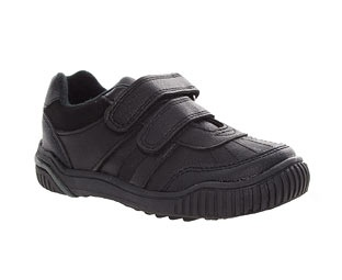 Image for Goody 2 Shoes Double Velcro Strap Casual Shoes - Infant £15.00