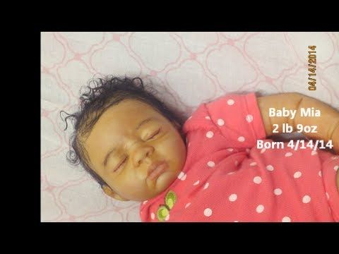 REBORN BABY for ADOPTION (SOLD) I All4Reborns - YouTube