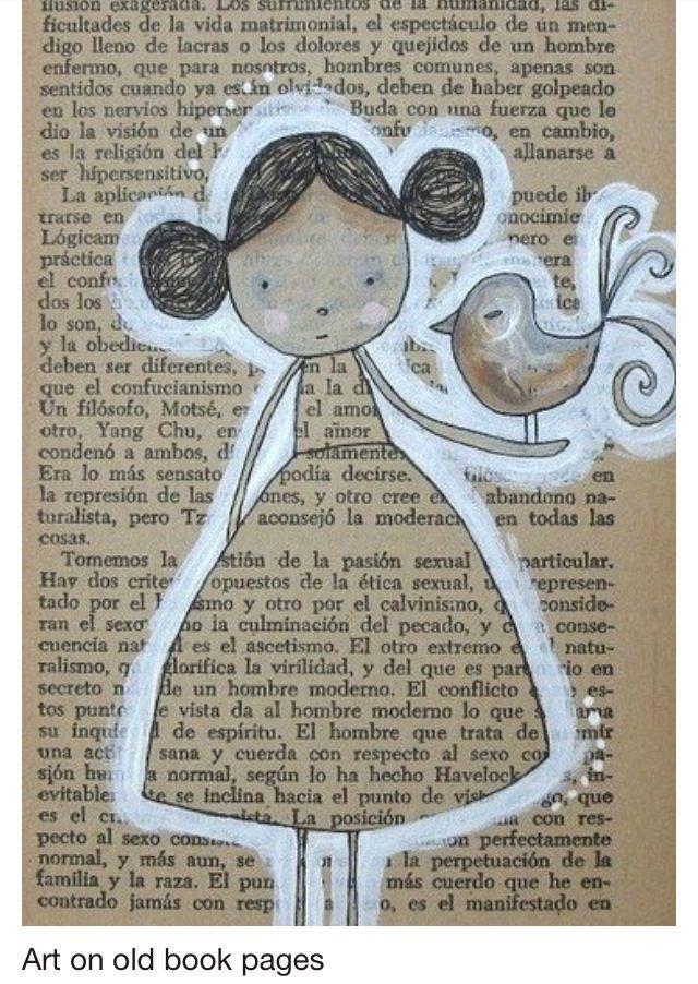 Cute book mark Idea
