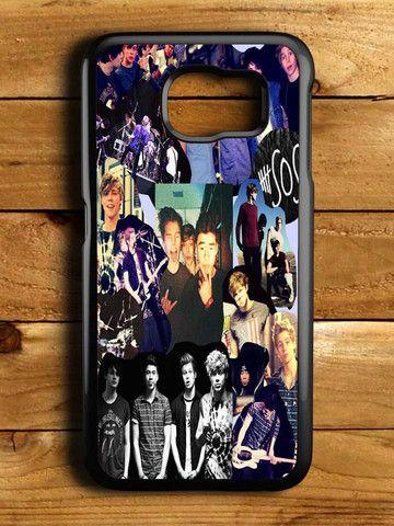 5sos Collage Samsung Galaxy S6 Case