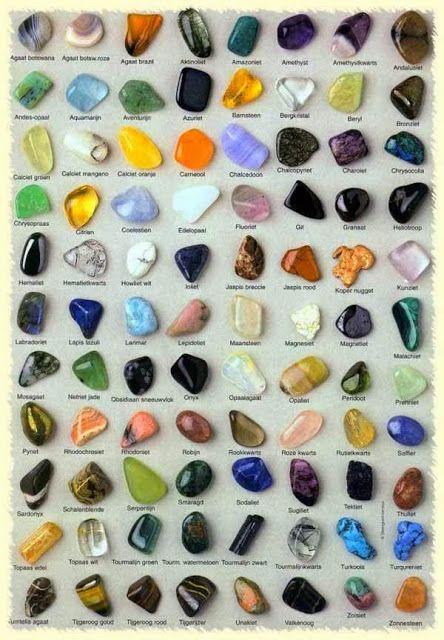 Crone Cronicles: Rocks