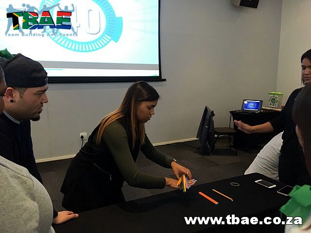Minute To Win It Team Building South Africa