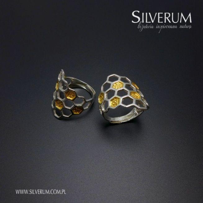 Zobacz zdjęcie pierścionek - z kolekcji miodowej w pełnej rozdzielczości