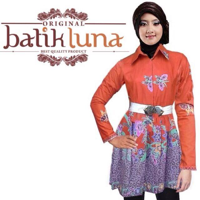Baju Batik Ardilla Series Harga Kemeja